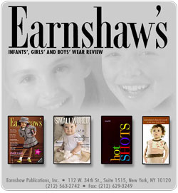 Safety Angel will be featured in the July issue of Earnshaw's magazine