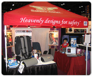 Safety Angel participates in the Juvenile Product Manufacture Association Show